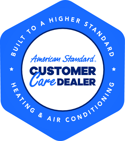 American Standard Customer Care seal