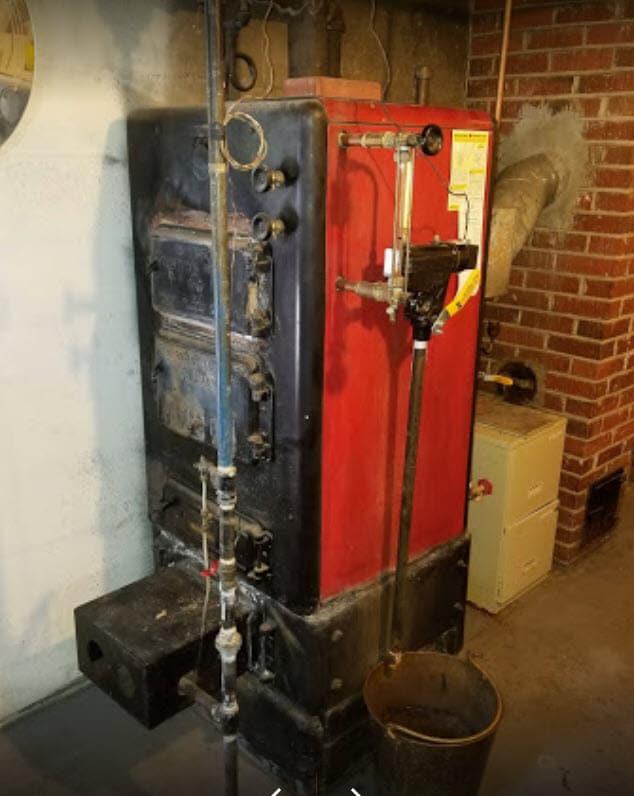American Standard Boiler circa 1934