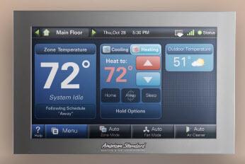 American Standard thermostat
